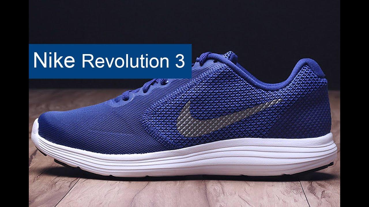 Nike Revolution 3 обзор - YouTube