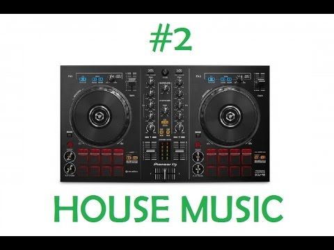 HOUSE MUSIC MIX - DJ VLOG #2 - DDJ-RB Mix [13 Tracks in 30 Min]