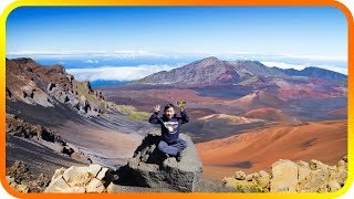 Lost My Iron Man FIDGET SPINNER Inside a Volcano! Maui Hawaii Vacation Part 4 - TigerBox HD