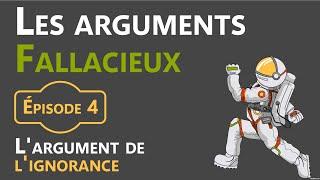Samedi Malin Épisode 4 - L'argument de l'ignorance