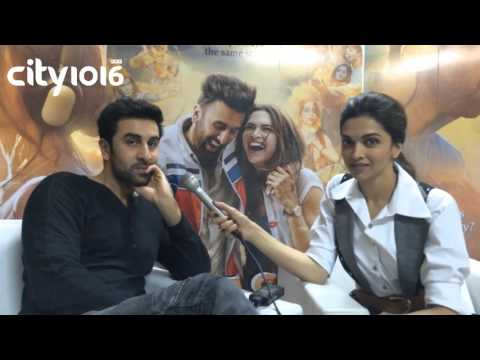 20 Questions with Ranbir and Deepika on City1016