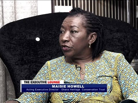 Maisie Howell - The Executive Lounge on Joy News (5-2-18)