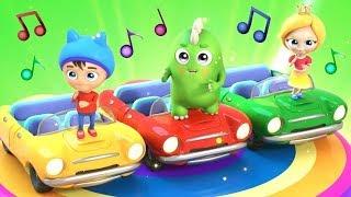 Çocuk şarkıları Sina ve Lo! Arabalar şarkısı ve en güzel bebek şarkıları bir arada