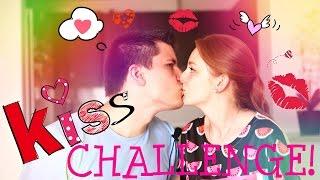 ОЧЕНЬ МНОГО ПОЦЕЛУЕВ   THE KISSING CHALLENGE!   ПОЦЕЛУЙНЫЙ ВЫЗОВ!