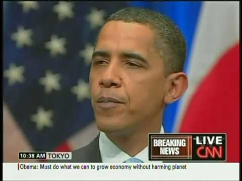 President Obama Tokyo Japan Speech (November 13, 2009) [4/4]