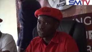 MDC Youths vow to ouster illegitimate Mnangagwa
