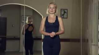 Екатерина Ладесова - тренер и автор программы «Искусство красивой походки»