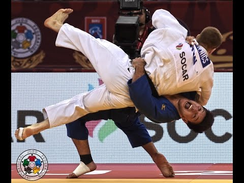Interview Beka GVINIASHVILI (GEO)  Winner -100 Kg BAKU Grand Slam
