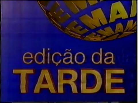 Intervalo Comercial Rede Manchete - Edição da Tarde - 27/02/1997 (7/7)