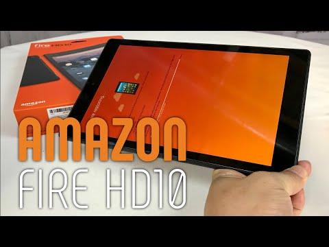 "Amazon Fire HD10 10.1"" Tablet"