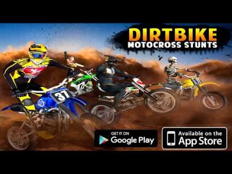 Dirt Bike MotoCross Stunts ( Addictive super stunt game Free )