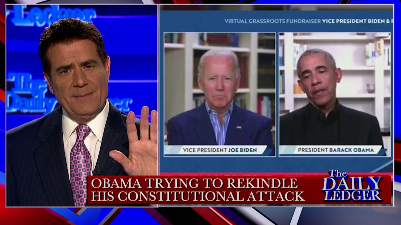 Stop the Tape! Obama Tries to Rekindle his Constitutional Attack Part 2