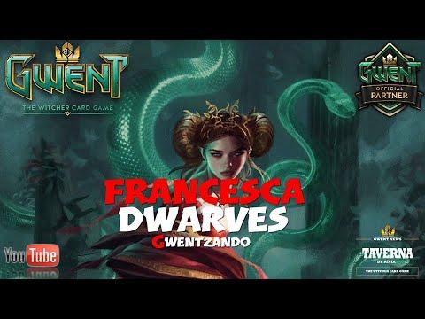 [gwent] Francesca Deck Dwarves