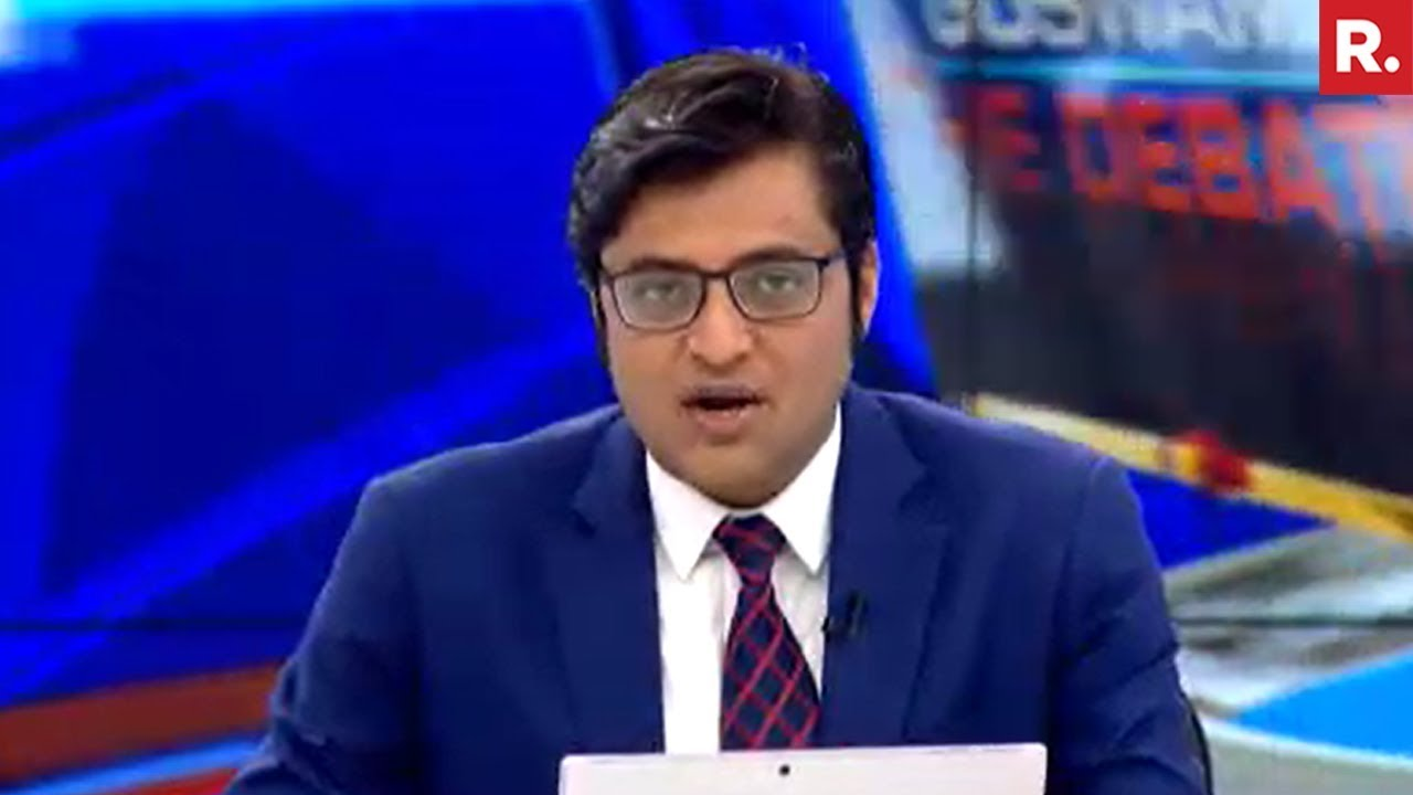 Srinagar Terror Attack: Forces Crush Pakistan's Strike | The Debate With Arnab Goswami