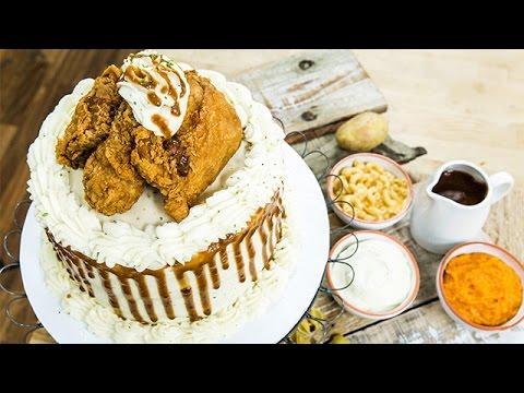 Soul Food Cake Bree S Cakes