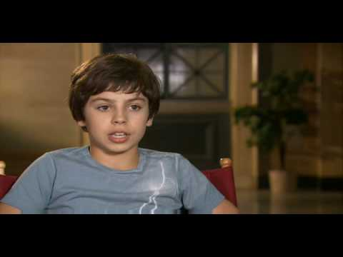 Jake T Austin Hotel For Dogs Interview