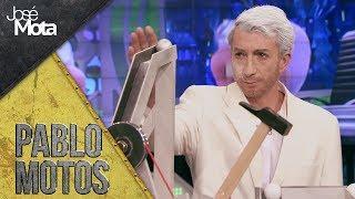 Pablo Motos, de presentador a invitado en 'El hormiguero'