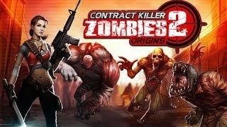 ckz contract killer zombies origins 2 gameplay