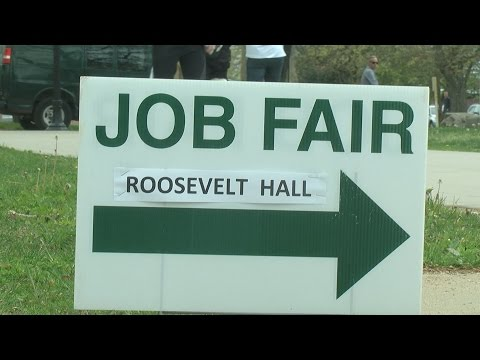 Who's Hiring? Check out the Job Fair at Farmingdale State College