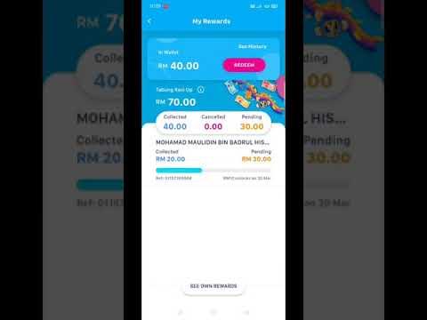 tutorial redeem cash out/redeem data internet di apps yes 4g
