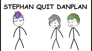 Actually Stephen Quit DanPlan