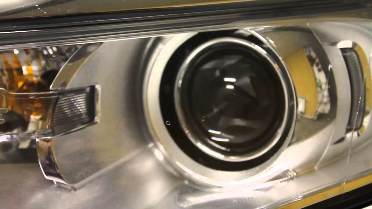 Ford Edge Bi Xenon Bosch Al