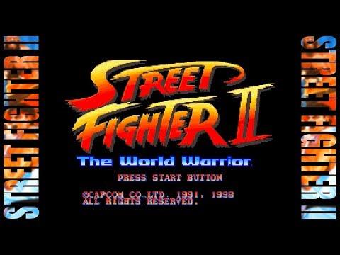 [骸流] Guile - STREET FIGHTER II / ストリートファイターII [初代ストII]