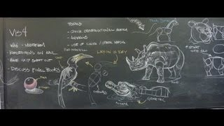 Dynamic Sketching 1 With Peter Han  | Master Class Demo