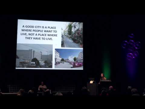 Velo-city Global: Leadership challenges in treating cities as public space