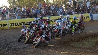 2014 Castle Rock TT - Heat Races - AMA Pro Flat Track