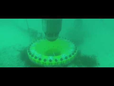 SRP Rocksteady subsea alignment