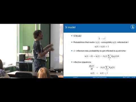 видео: Анализ социальных сетей - лекция 6