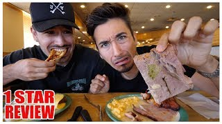 Revisiting The WORST Reviewed Restaurant In My City (1 STAR) *8 months later*