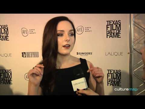 Madison Davenport @ Texas Film Awards