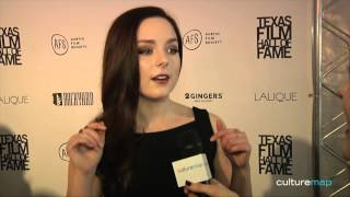 Madison Davenport @ Texas Film Awards