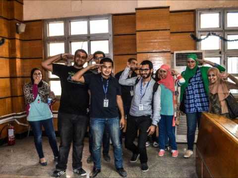 The Awesome SU of Clinical Pharmacy Cairo University :)