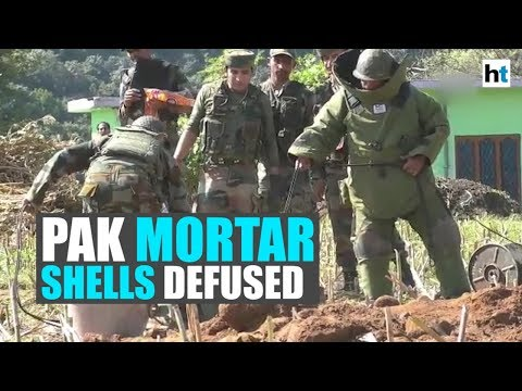 Army destroys Pak mortar shells found after ceasefire violation in J&K