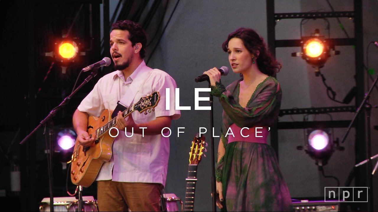 iLe: Out of Place | NPR Music Front Row