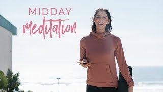 Midday Mindful Meditation For Your Lunch Break