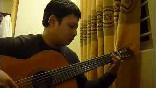 Guitar solo Bản Tình Ca Mùa Đông - Lê Hùng Phong - YouTube.flv