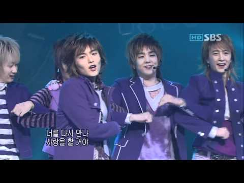 Super Junior - Miracle (Live.At.SBS 060312)