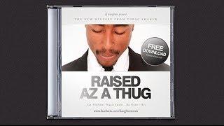 2Pac - Raised Az a Thug (Mixtape Trailer) (2014)