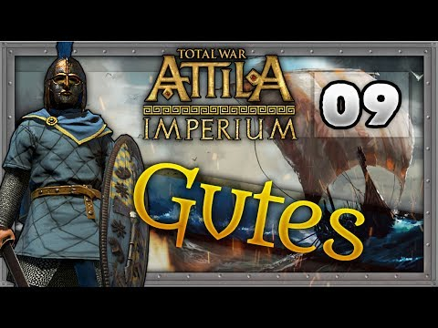 Beyond the Sea | Total War: Attila | Terminus: Imperium | Gutes | #09