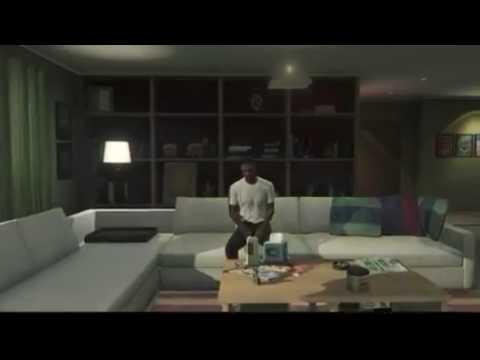 HUMBLE. - Kendrick Lamar GTA 5 Music Video