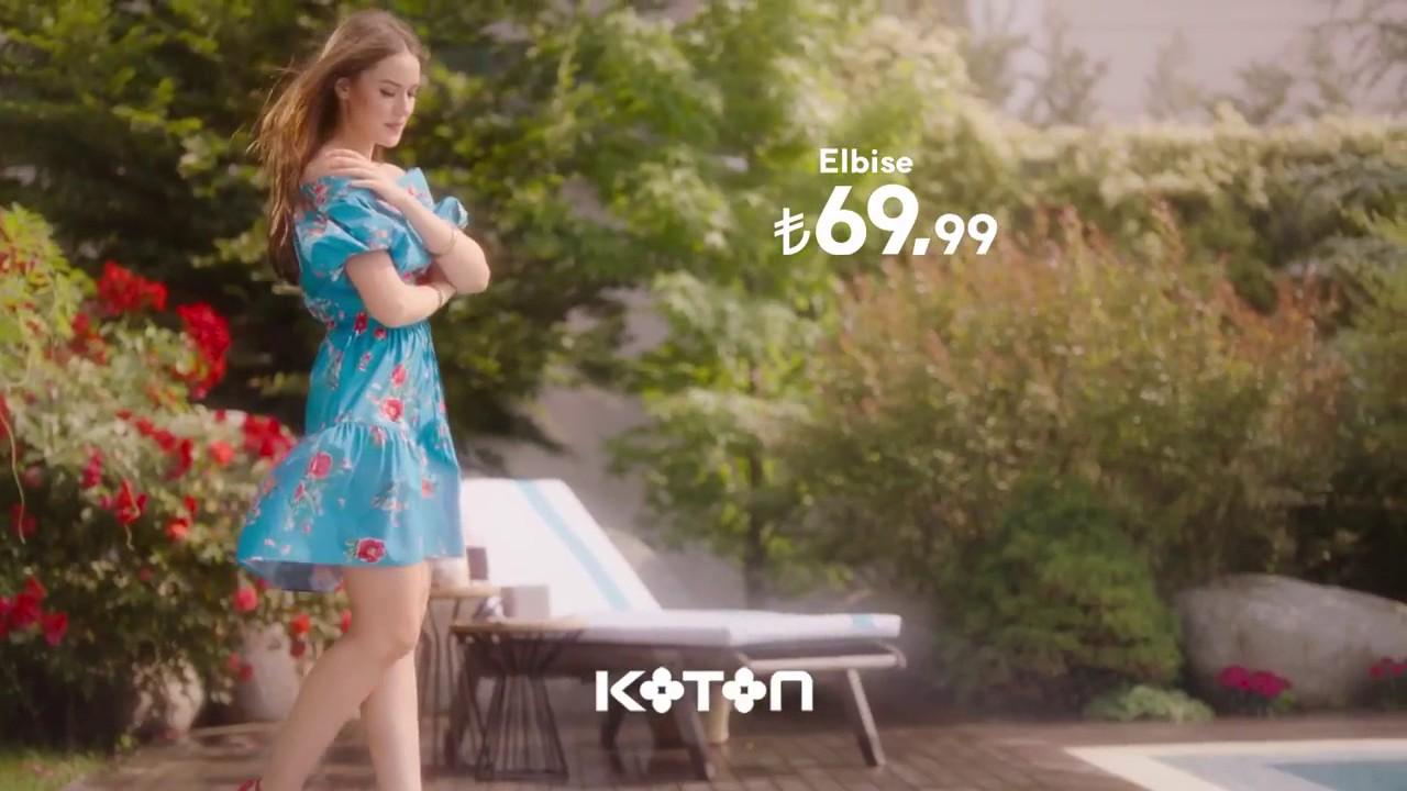 Kısa Ve Öz Fahriye Evcen Ve Yeni Sezon Koton Reklamı