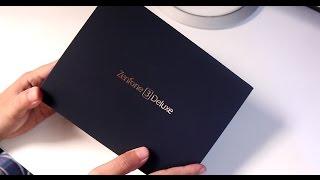 Unboxing Asus Zenfone 3 Deluxe en español