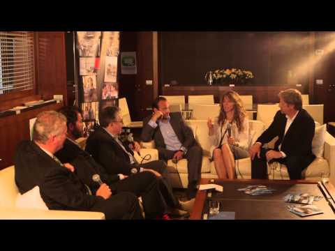 Cannes Eco 2014 : Packaging a movie panel