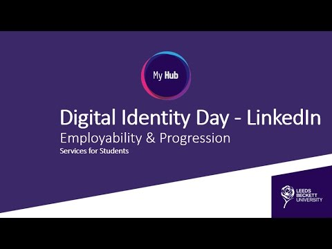 Digital Identity Day - LinkedIn