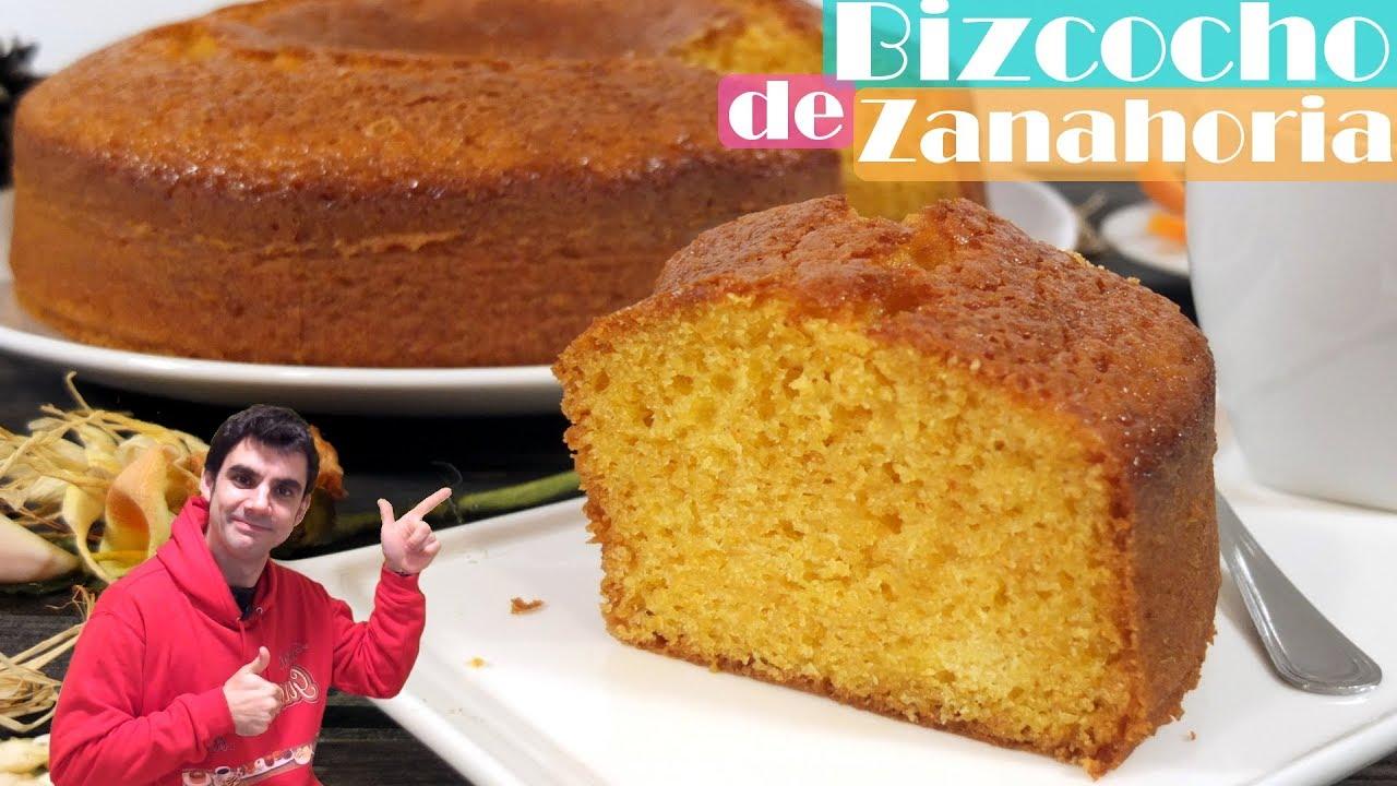 Bizcocho De Zanahoria Queque O Bizcochuelo Youtube 200 gramos panela, 3 zanahorias medias, 4 huevos, 200 gramos harina, 1 cdta polvo de hornear, 130 ml aceite. bizcocho de zanahoria queque o bizcochuelo
