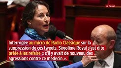 Ségolène Royal supprime en douce ses tweets pro-chloroquine